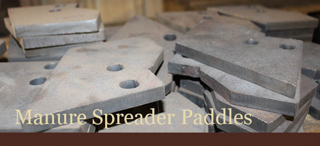 Order Manure Spreader Paddles | Replacement Parts by Excel